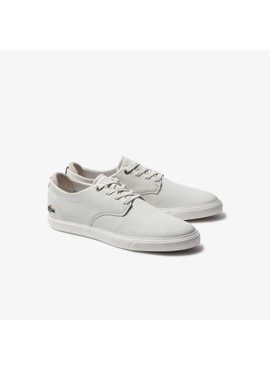 Lacoste Erkek Esparre 12 Sneakers 739CMA0025.WN1 Bej